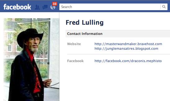 Fred Lulling