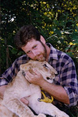 Thomas Dee Huskey Lion Cub