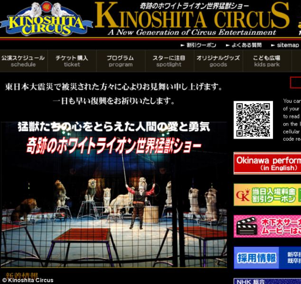 Amazing Animals Circus