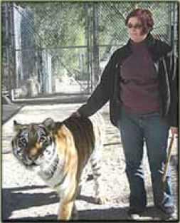 Brian McMillan Unsafe Wild Animal Handling